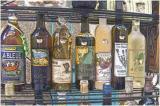 Wine Bottles (Impression)