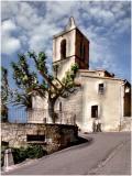 Grimaud Church (impression)