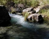Upper Owens River by Mammoth Lakes, Calif.