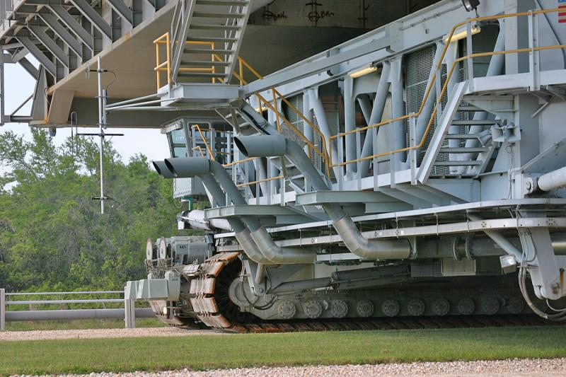Back of Crawler