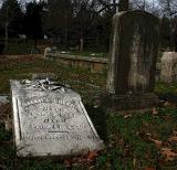 Danville's Green Hill Cemetery and warehouse district  1/05