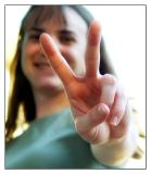 10thA Sign of Peaceby Evil4Blue