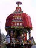 New thiruthther of Bhakthavatsalan (after nearly 18 years)