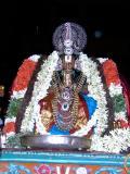 Peyazhvar welcoming parthasarathi in mylapore