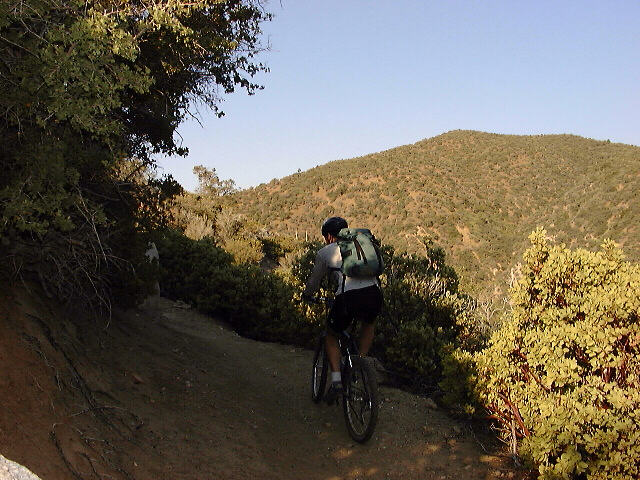 Climbing Switchbacks