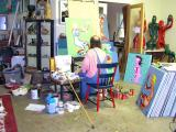 At Easel 2