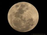 Perth Full moon 21st Aug 2002