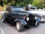 Ford - Fuddruckers, Lakewood, CA weekly Sat. night meet