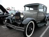 1928 Ford  - donut derelicts Sat. morn. meet, Huntington Beach, CA