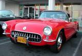 1956 Corvette - donut derelicts Sat. morn. meet, Huntington Beach, CA