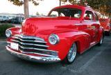1947 Chevy - Fuddruckers, Lakewood, CA weekly Sat. night meet
