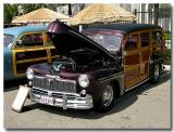 1946 Canadian Mercury Woodie - Click on photo for more info
