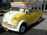 1960 Lloyd - OC Marketplace car show