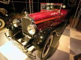 1928 Stutz Victoria Phaeton Sedan Series Model AA - Taken at the OC Fairgrounds car museum