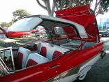 1958 Ford Skyliner detail - OC Marketplace car show