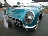 1954 Corvette - 2002 Labor Day Cruise, OC Fairgrounds Costa Mesa, CA