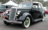 1935 Ford Four Door Sedan Convertible