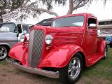 1936 Chevrolet Pickup  - 2002 Labor Day Cruise, OC Fairgrounds Costa Mesa, CA