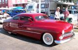 Crusin' 1950 Mercury  - 2002 Labor Day Cruise, OC Fairgrounds Costa Mesa, CA