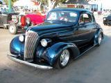 Cruisin' 1937 Chevy - 2002 Labor Day Cruise, OC Fairgrounds Costa Mesa, CA