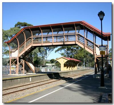 Blackwood in the Adelaide Hills