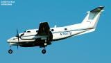 LNC Corporation Beech 200 N765TC aviation stock photo
