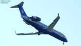 Atlantic Coast (United Express) CRJ CL-600-2B19 N624BR aviation stock photo