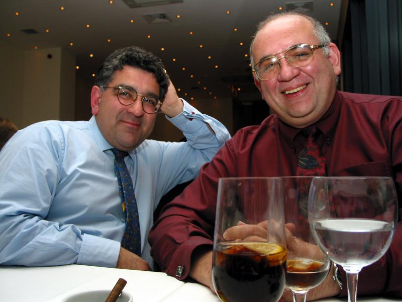Left to Right: Roger Makhlouf, Diet Coke, Costas Kofou