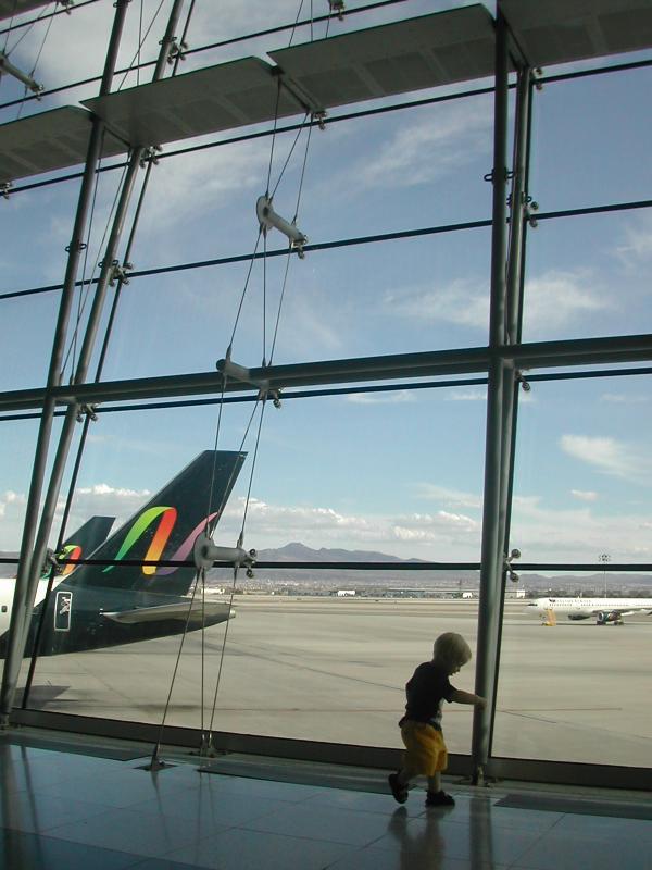 Home soon - Las Vegas Airport