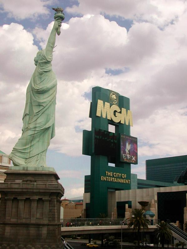 New York - New York and MGM