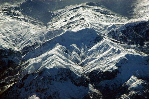 Massif des Babors, Atlas Mountains, Algeria