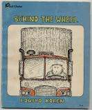 Behind the Wheel (1972) (inscribed with drawing)