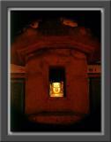 View Through a Lantern