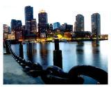 Boston Harbor, 6:38 P.M.