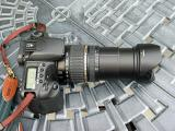 Canon 20D with Tamron 18-200mm Lens