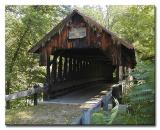 Blacksmith Covered Bridge - No. 21