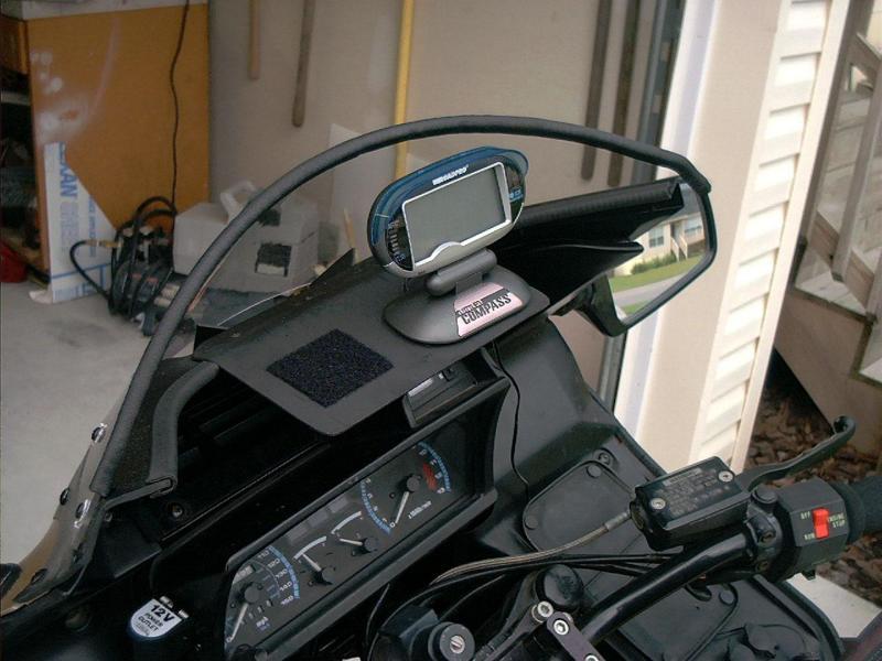 A Long Distance Cockpit