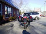 Sportbike + SUV = Concours