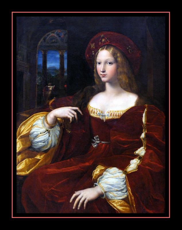 Jeanne dAragon (1518) par JULES ROMAIN