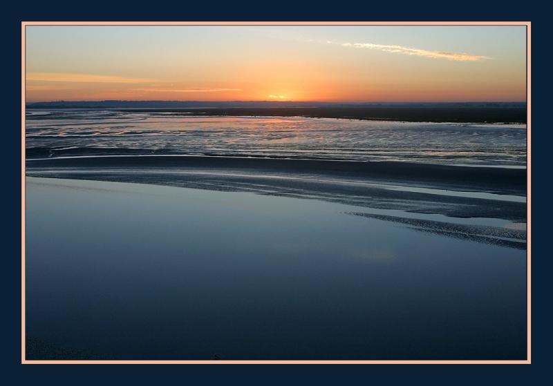 The Bay at sunrise...