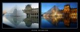 Le Louvre ... dawn to dusk