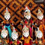 Wayang dolls, Indonesia