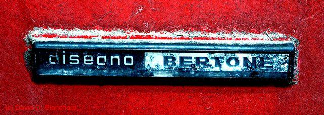 Bertone Discano
