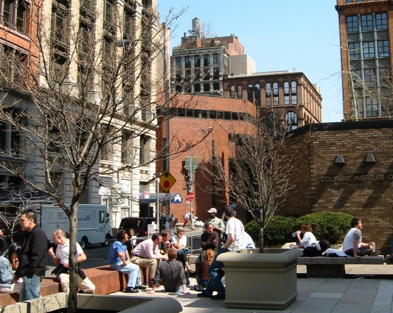Hebrew Union College &  NYU Facilities