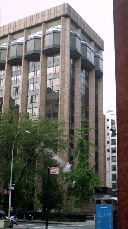 NYU Courant Institute at Mercer Street