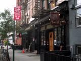 A Pub ,Bars & Restaurants near the Bowery
