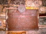 St Mark's Historical Marker