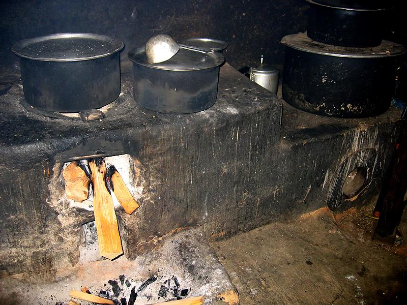 Nunnery kitchen