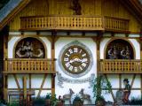 Lifesize Triberg Cuckoo Clock