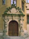 Doorway in Rottenburg